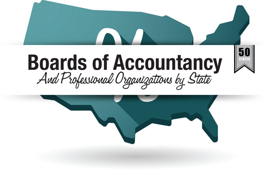 boards of accountancy by state
